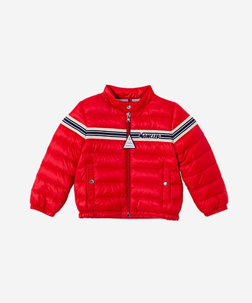 [추가5%할인][몽클레어] 레드 하라이키 다운 재킷