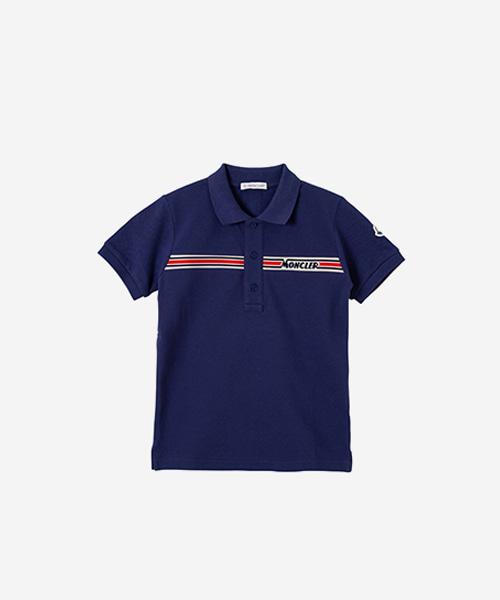 [선착순특가][몽클레어] PK 반팔 티셔츠